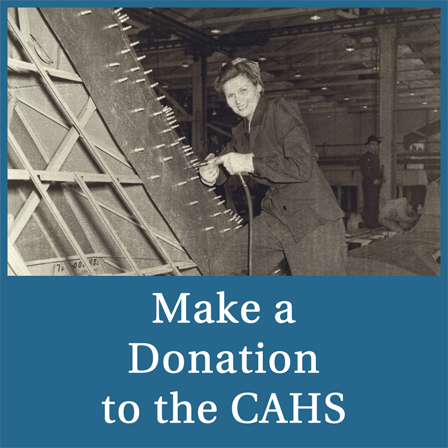 Link to CAHS Donations