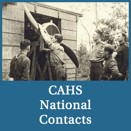 Link to CAHS National Contacts