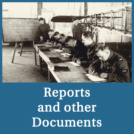 Link to CAHS National Reports & Documents